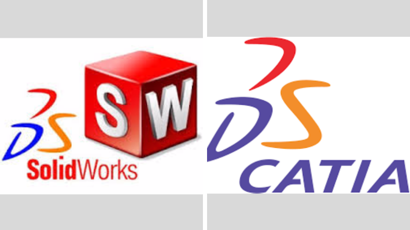 solid works catia